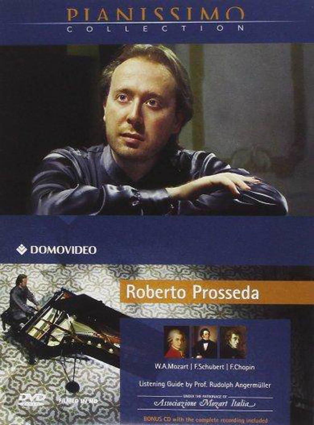 Prosseda Roberto - Pianissimo Collection, Prosseda,R (DVD)