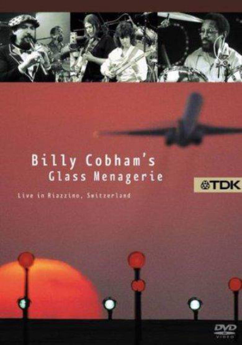 Billy Cobham, Michael Urbaniak, Mik - Billy Cobham Glass Menagery Pal (DVD)