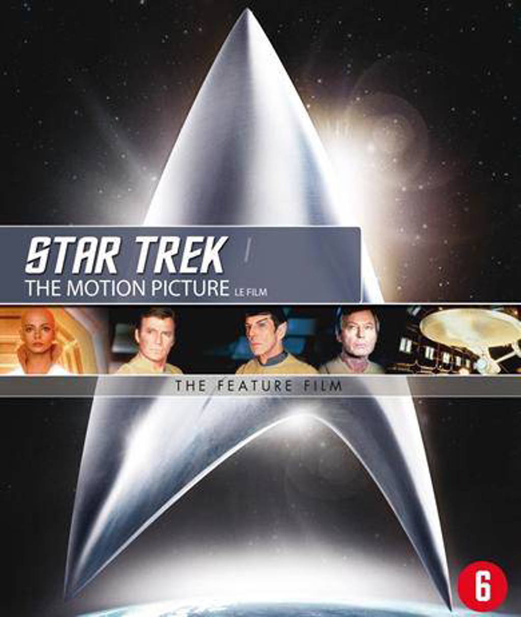 Star trek 1 - Motion picture (Blu-ray)