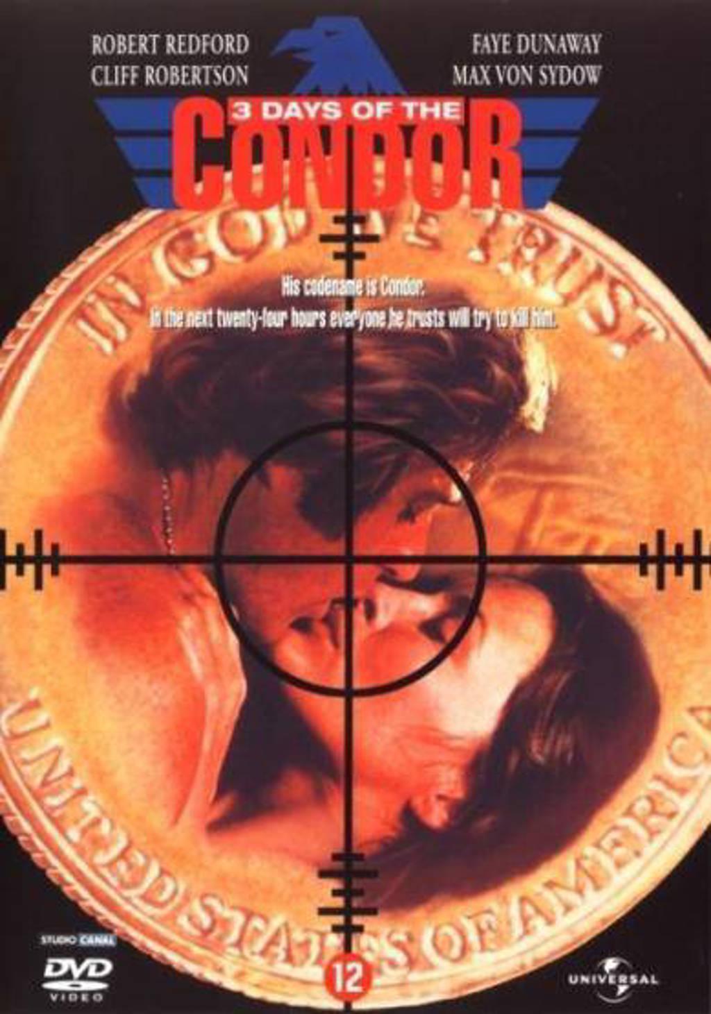 Three days of the Condor (DVD)