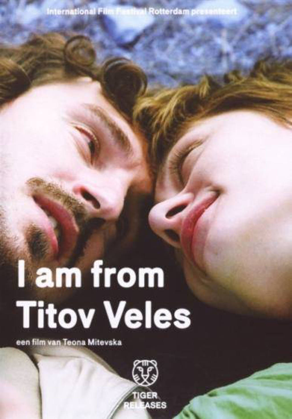 I am from Titov Veles (DVD)