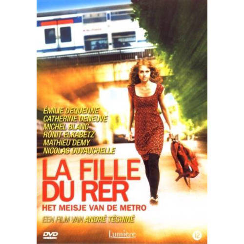 La fille du rer (DVD) kopen