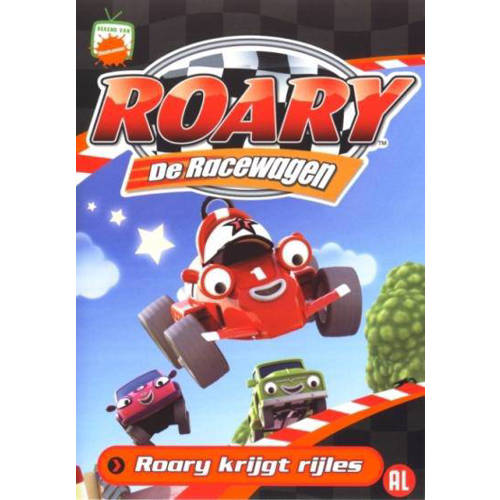 Roary de racewagen - Roary krijgt rijles (DVD) kopen