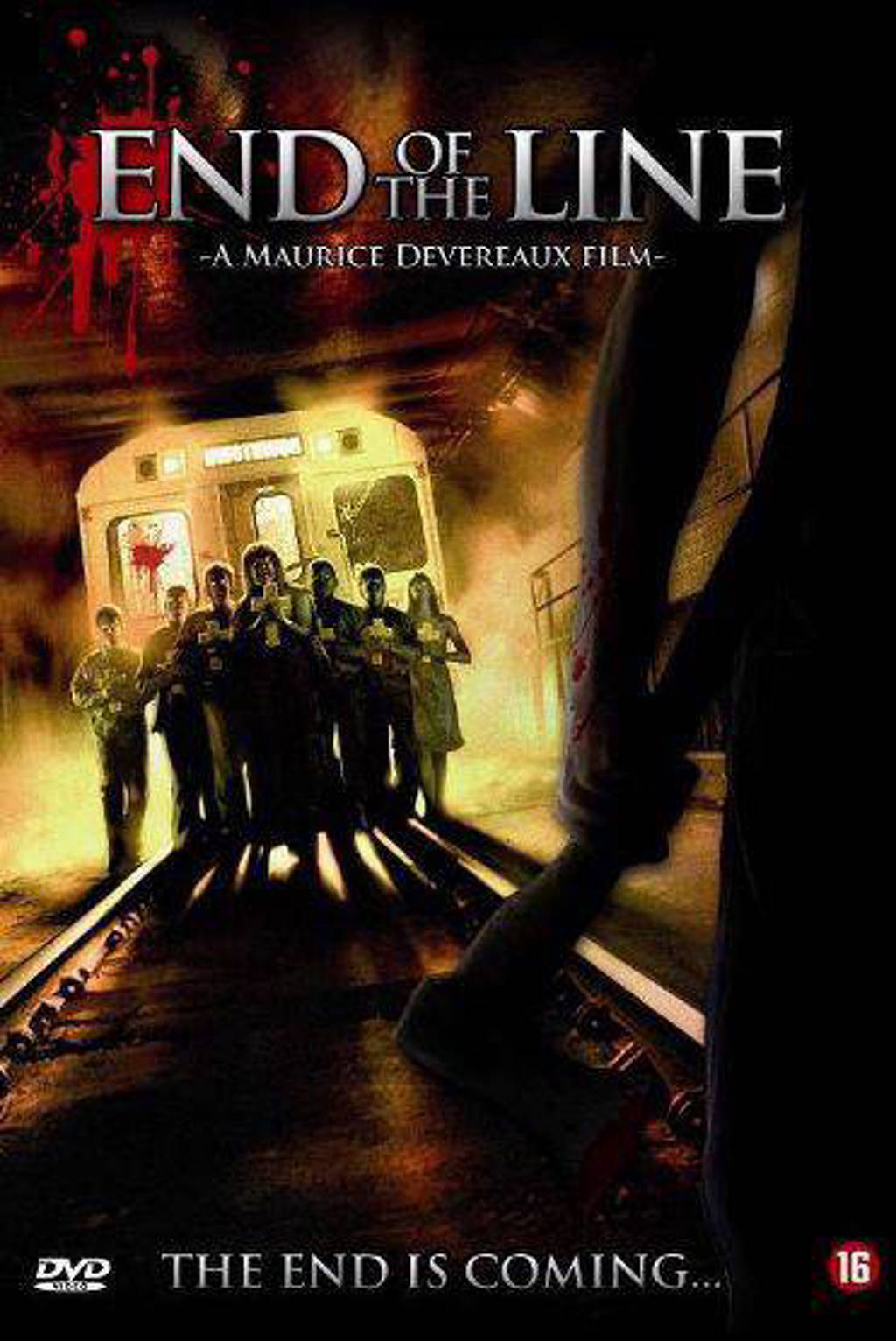 End of the line (DVD)