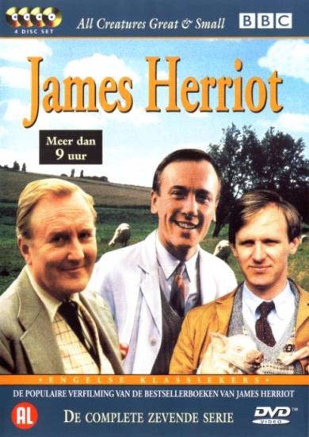 James Herriot - Seizoen 7 (DVD)