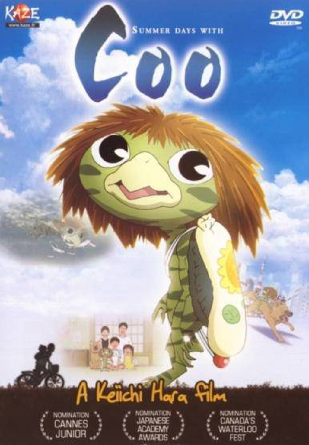 Summer days with coo (DVD)