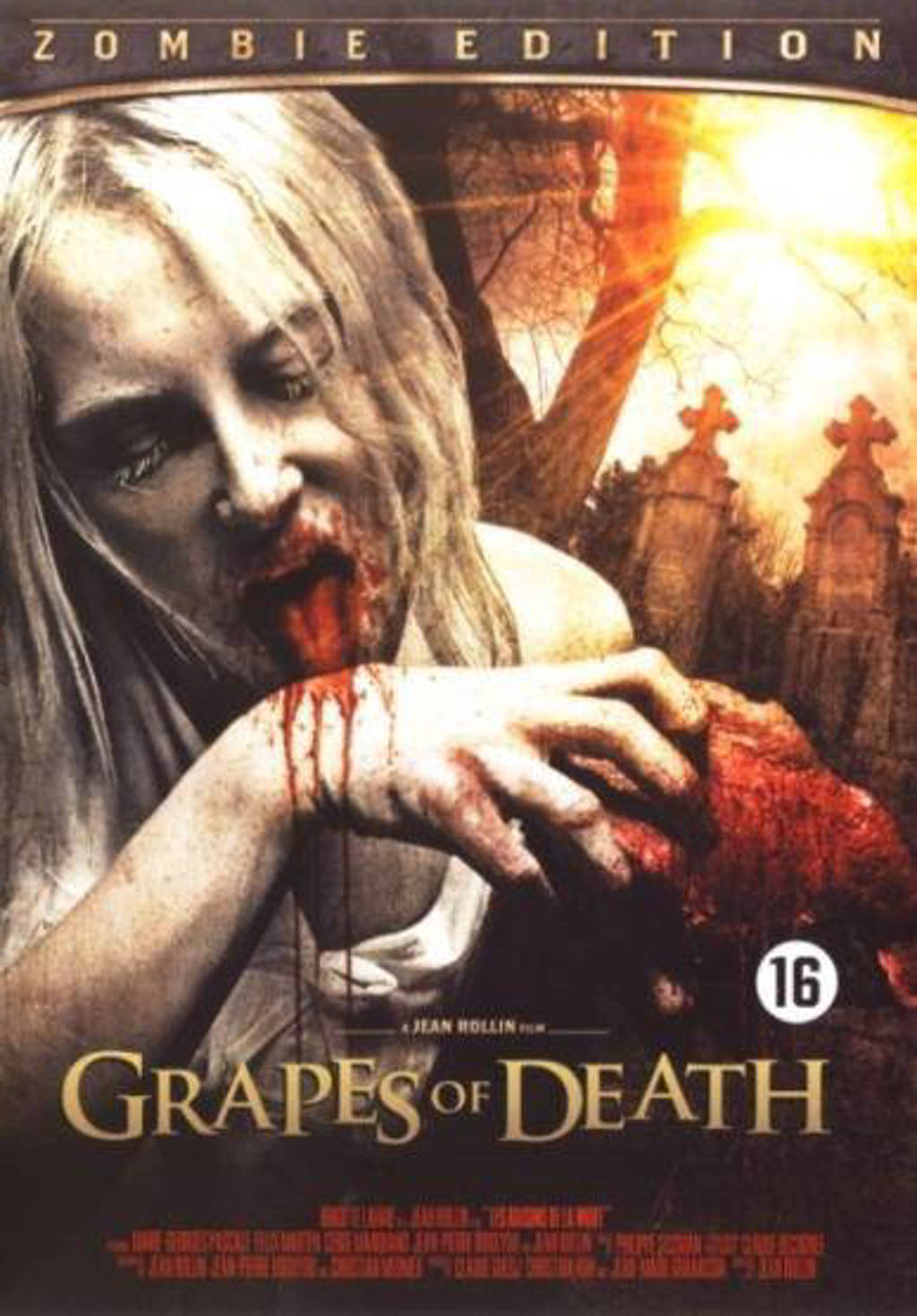Grapes of death (DVD)