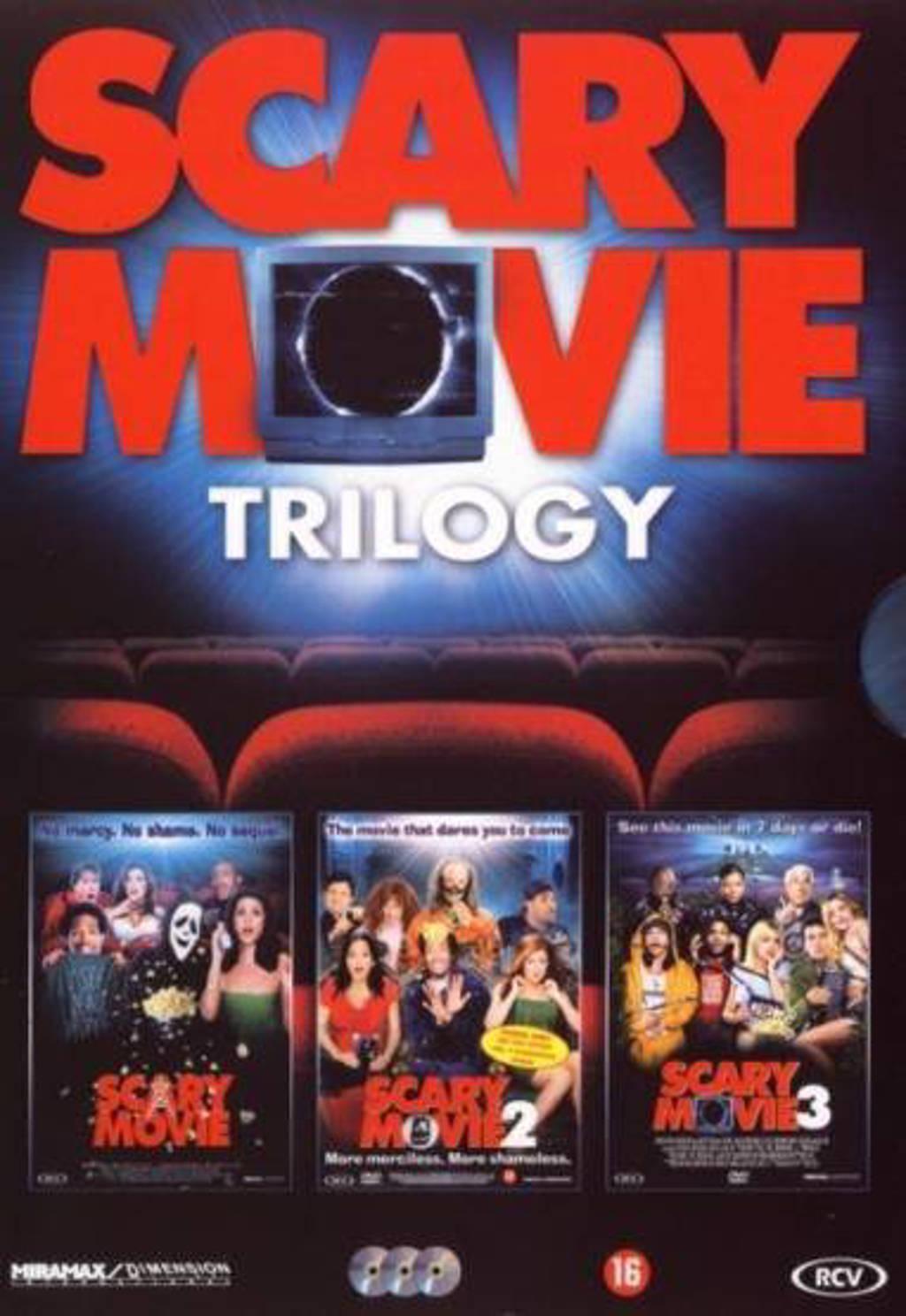 Scary movie trilogy  (DVD)