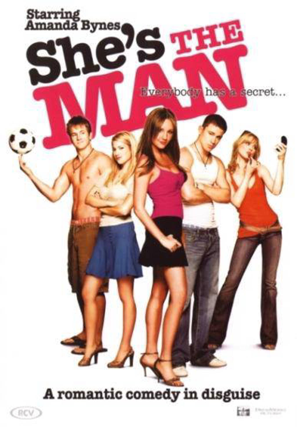 She's the man (DVD)