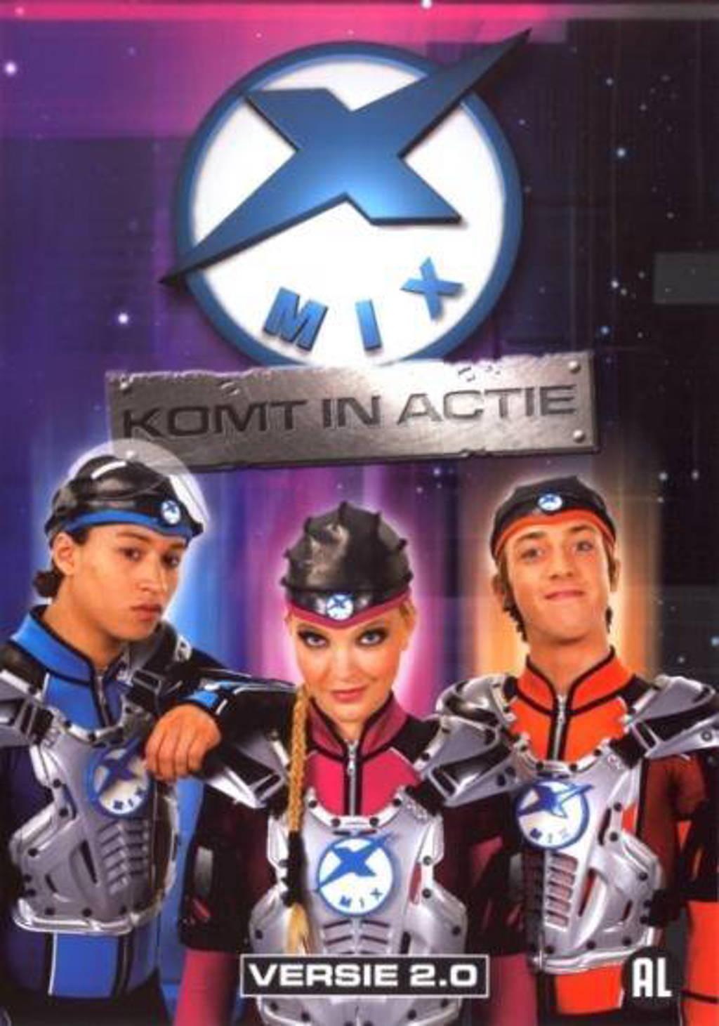 Xmix - Komt In Actie (DVD)