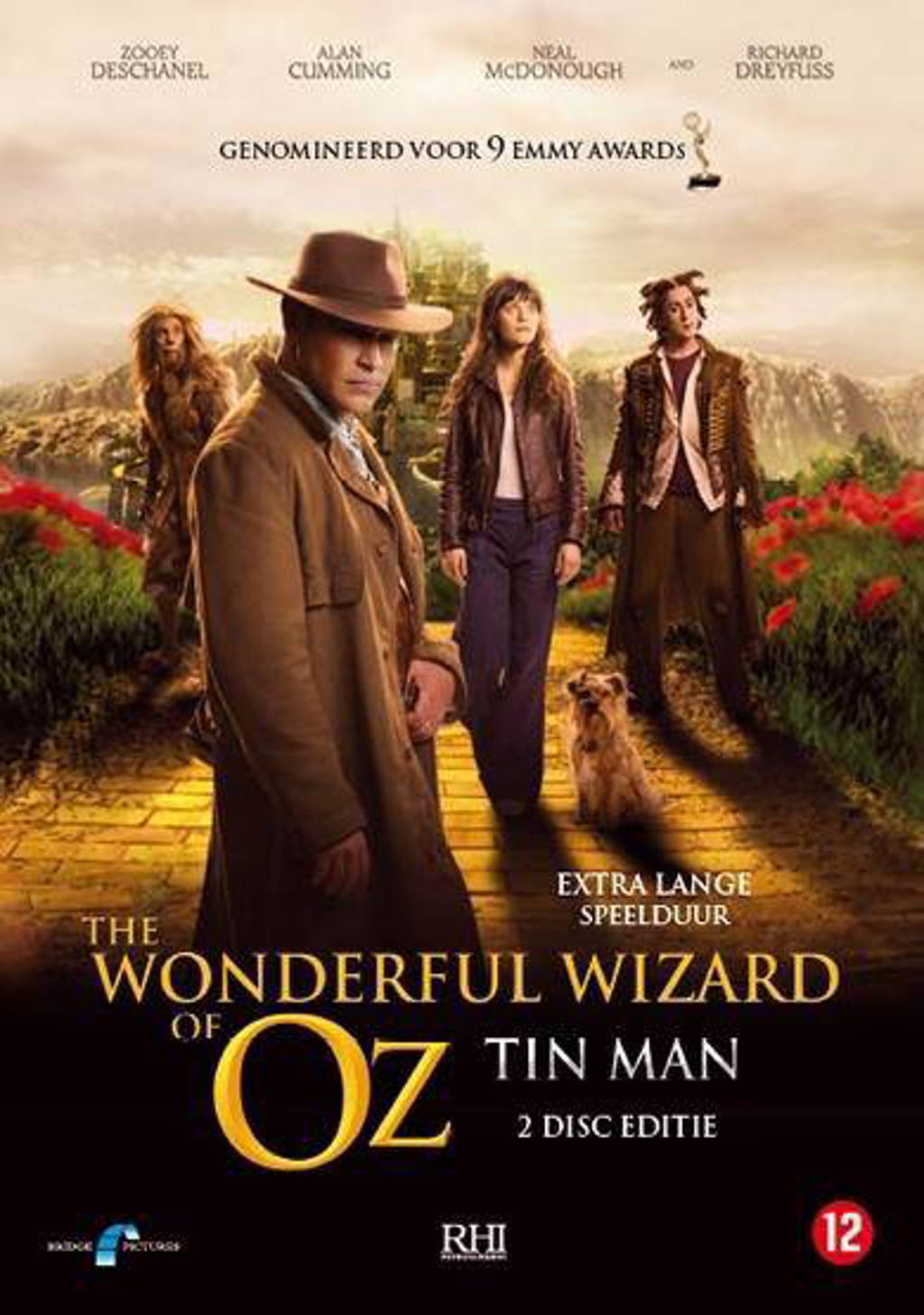 Wonderful wizard of Oz - tin man (DVD)