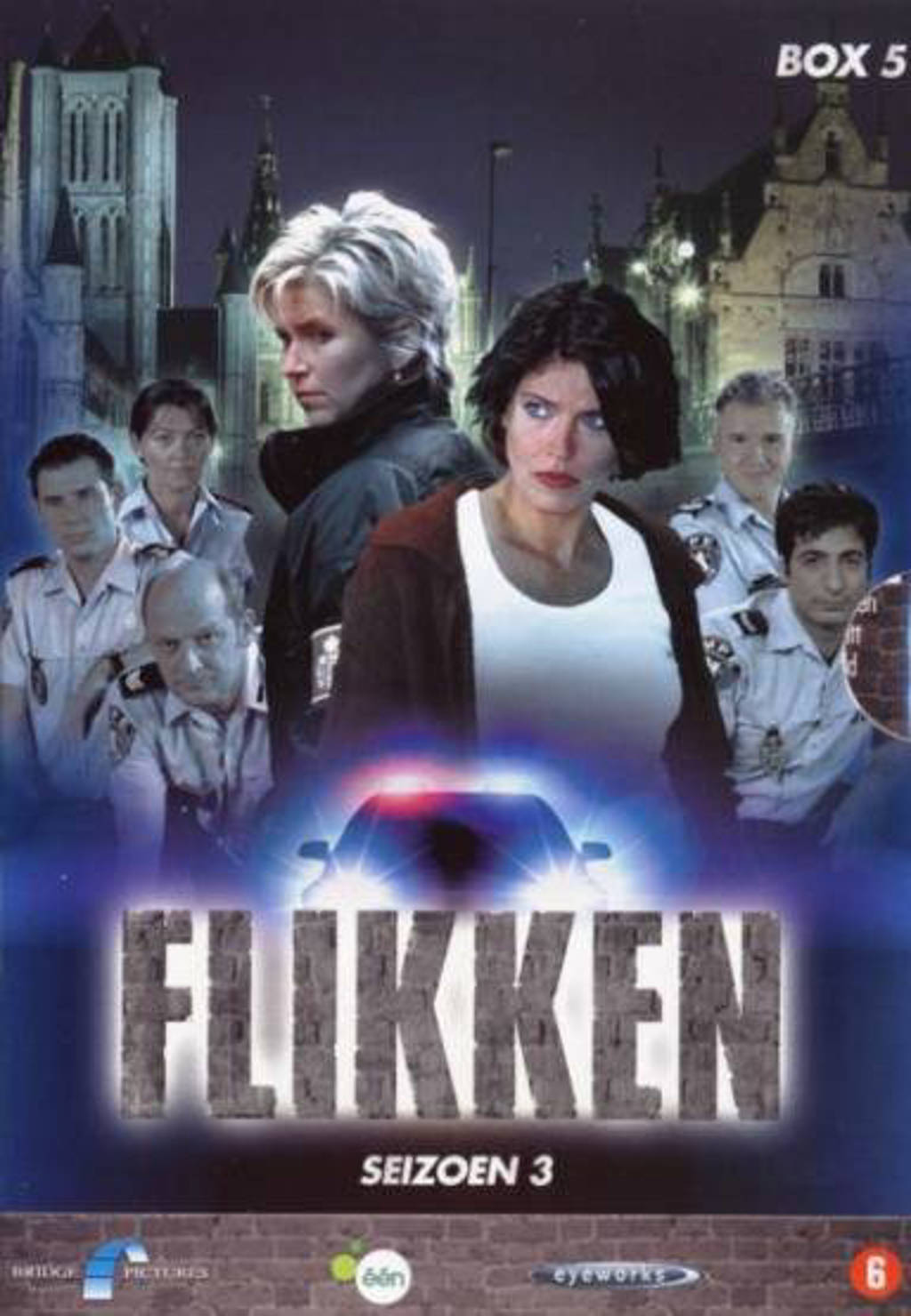 Flikken - Seizoen 3 deel 1 (DVD)