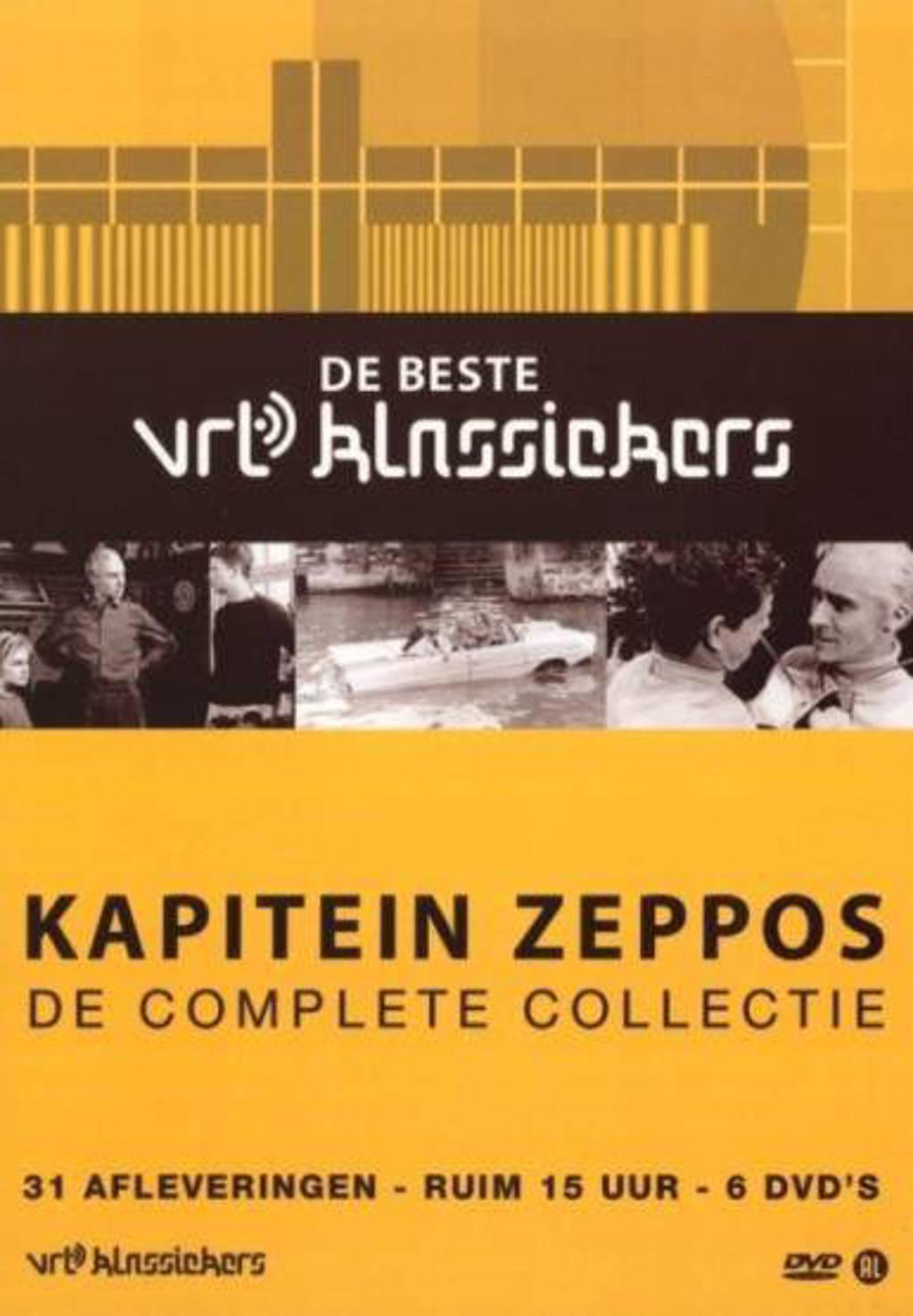 Kapitein Zeppos - de complete collectie (DVD)