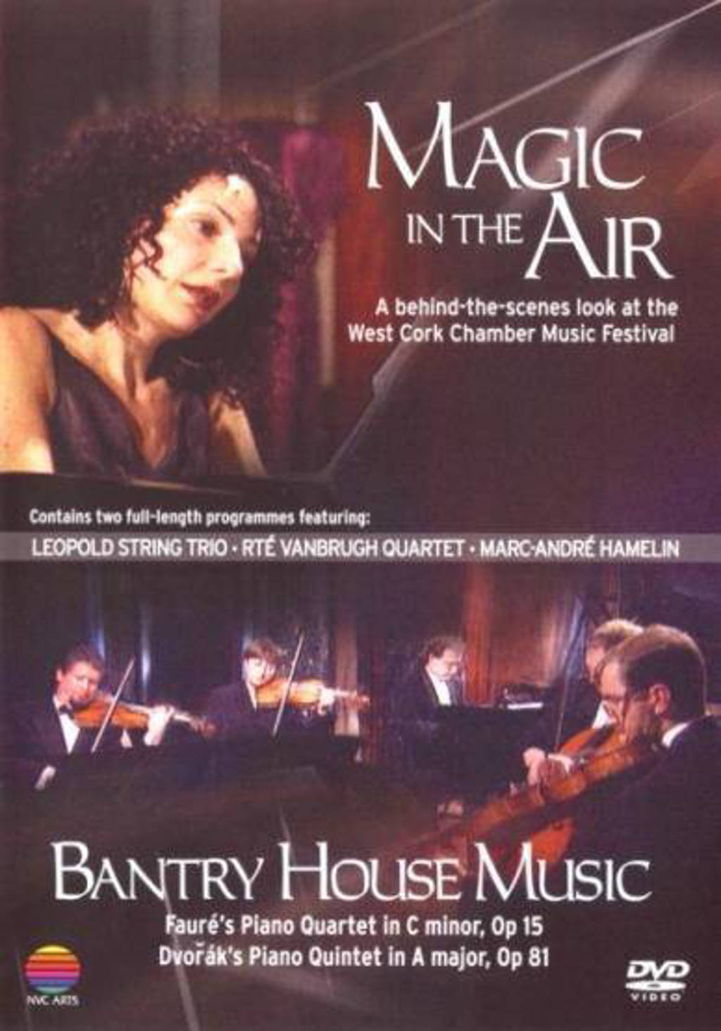 Various Artists - Magic In The Air (DVD)