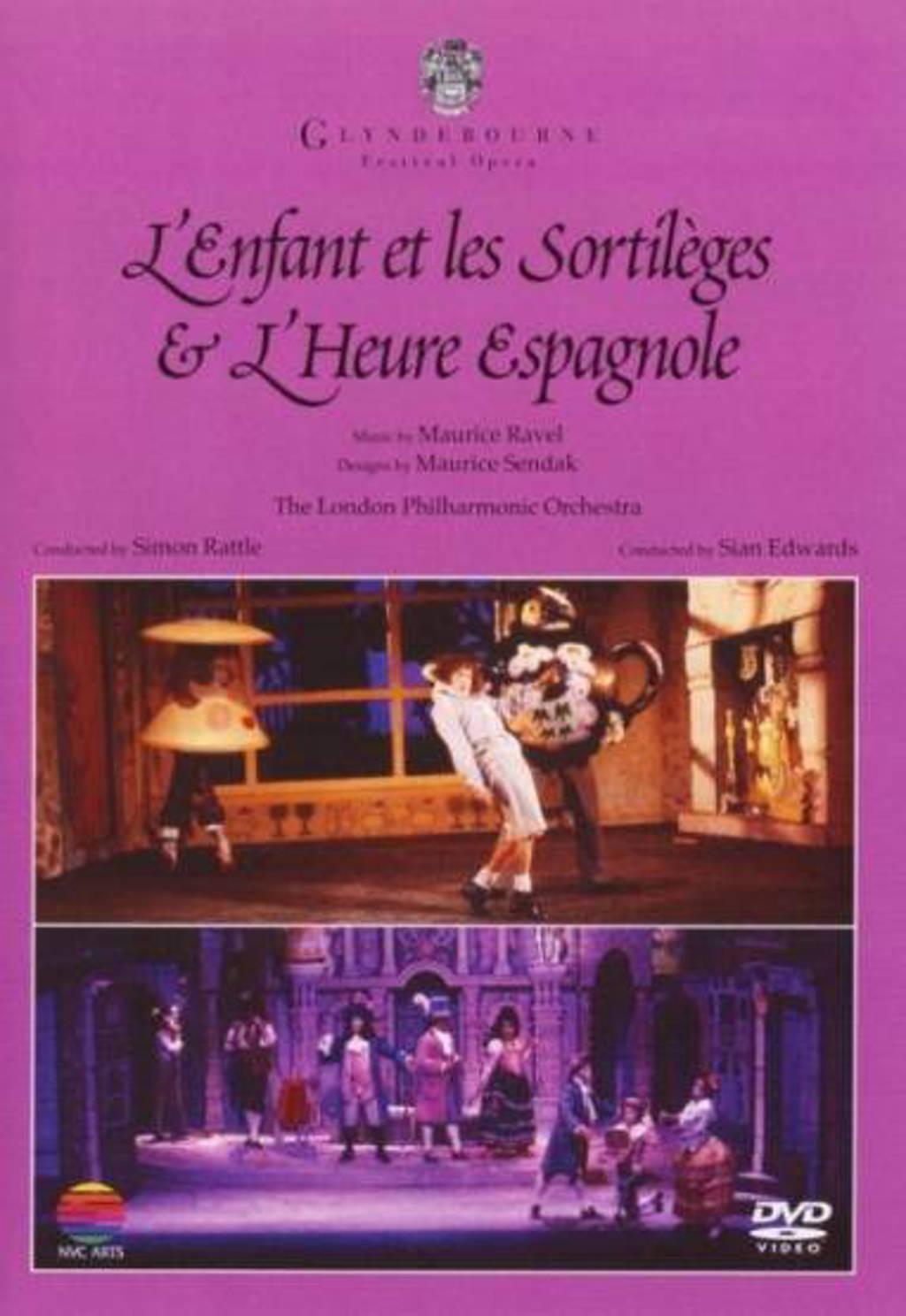Maurice Sendak - L Enfant Et Les Sortileges (DVD)