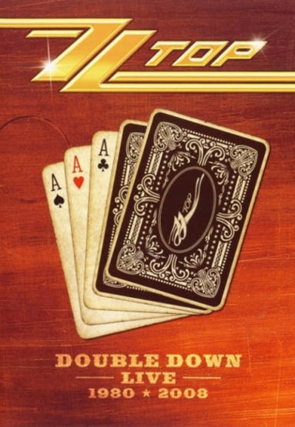 ZZ Top - Double Down Live (DVD)
