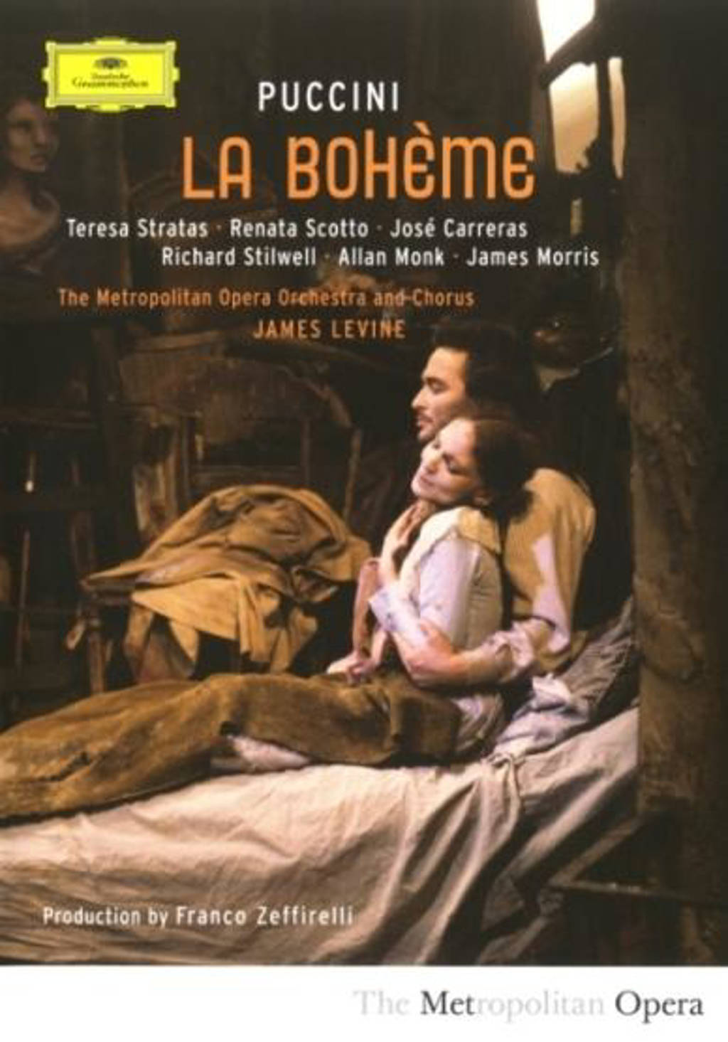 Various Artists - La Boheme (DVD)