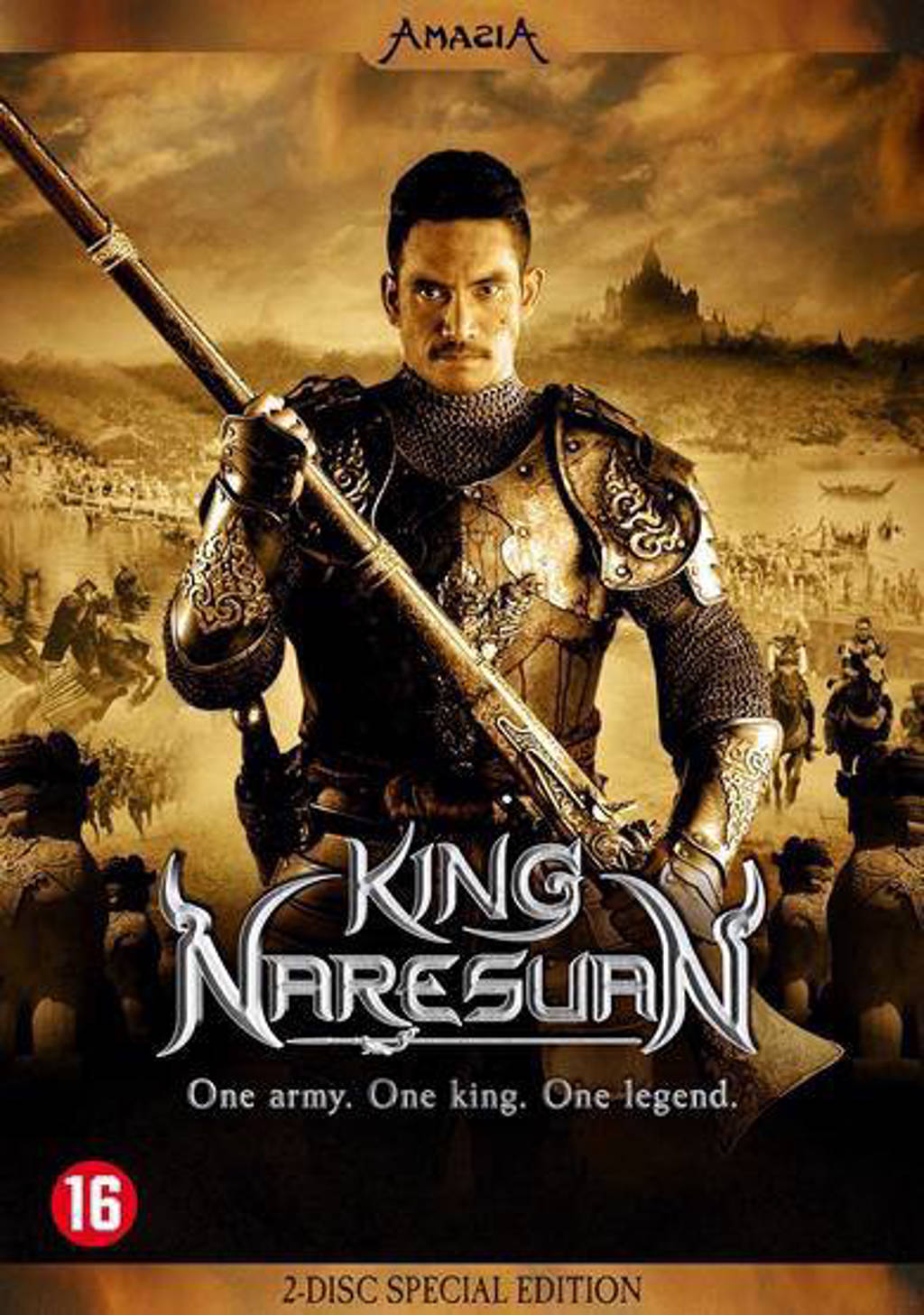 King Naresuan (DVD)