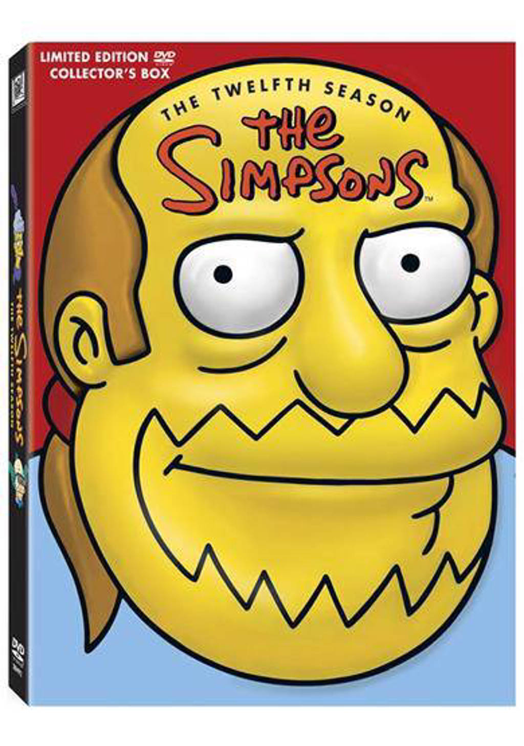 Simpsons - Seizoen 12 (DVD)