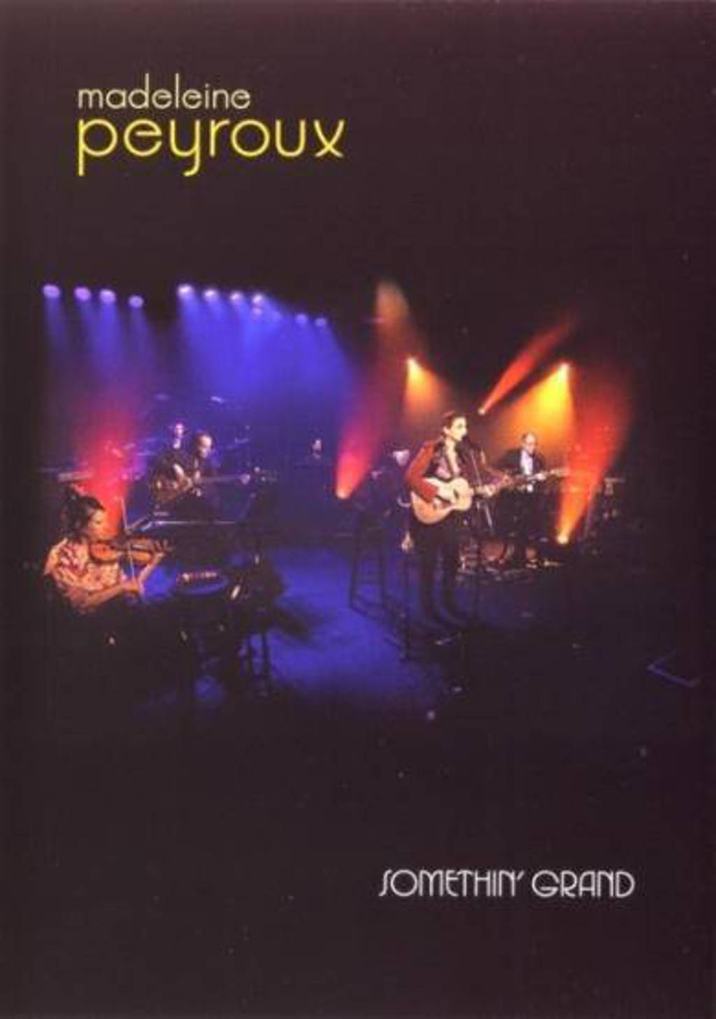 Madeleine Peyroux - Somethin Grand (DVD)