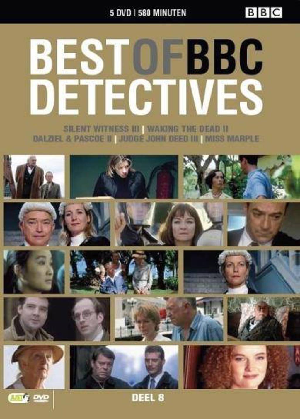 BBC detective box 8 (DVD)