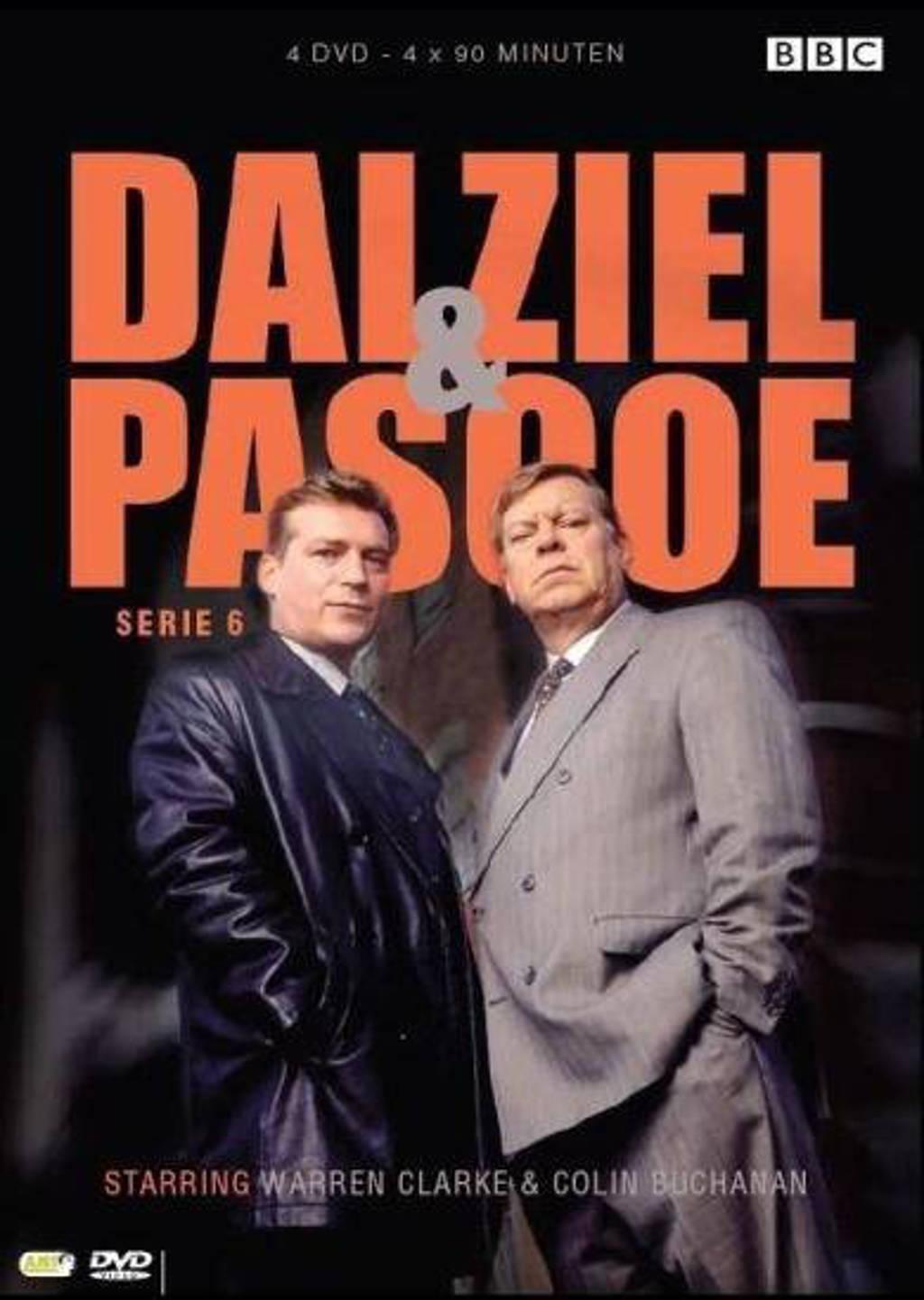 Dalziel & Pascoe - Seizoen 6 (DVD)