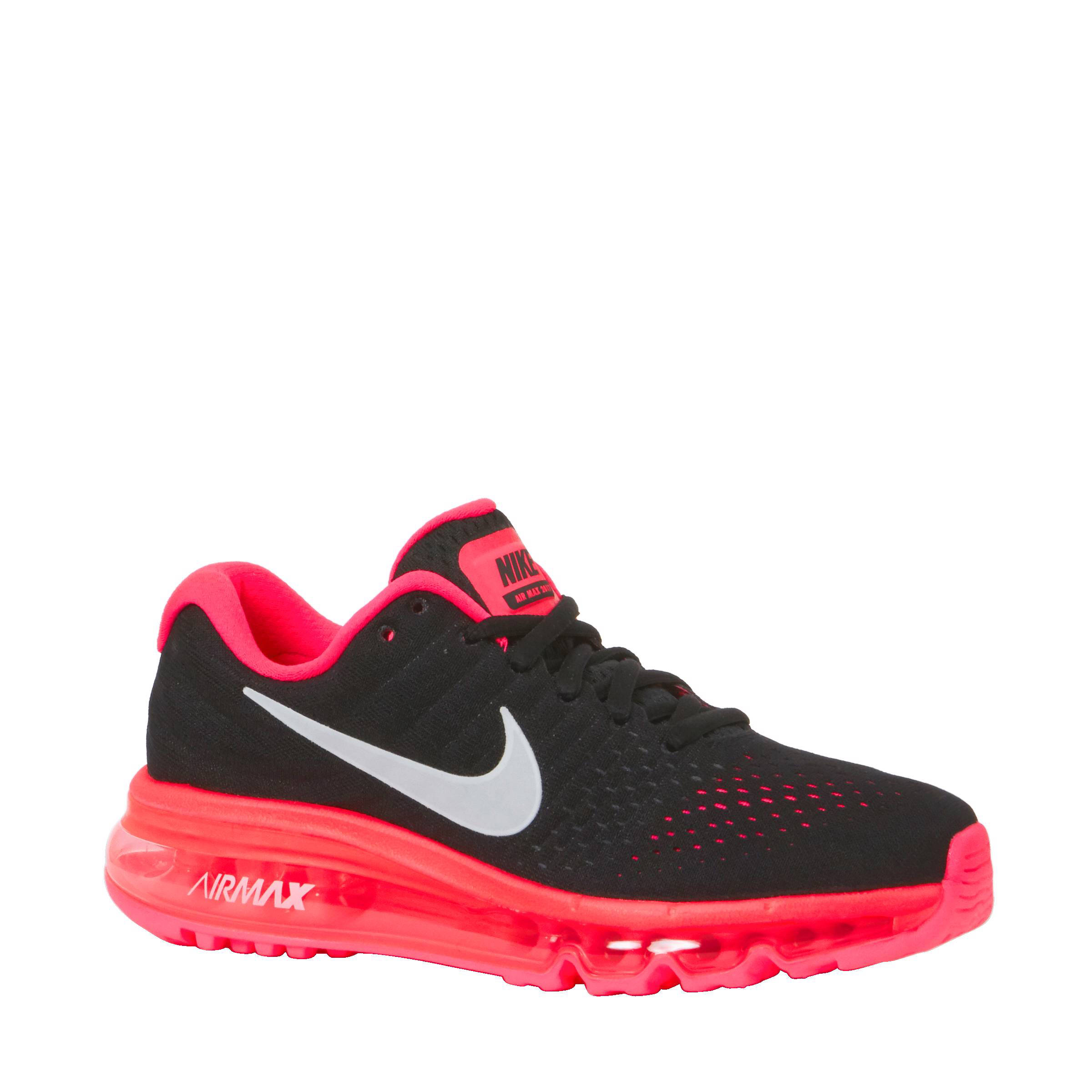 nike air max neon roze