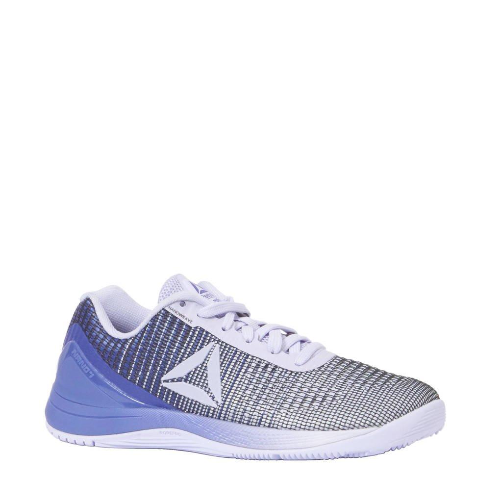 30df719689c Reebok CrossFit Nano 7.0 fitness schoenen, paars/lila/zwart