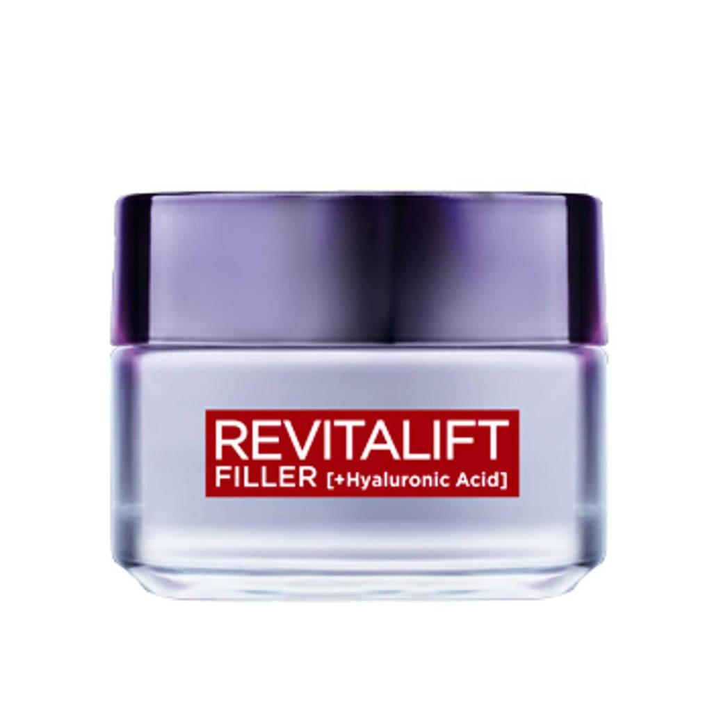 L'Oréal Paris Skin Expert Revitalift Filler dagcrème