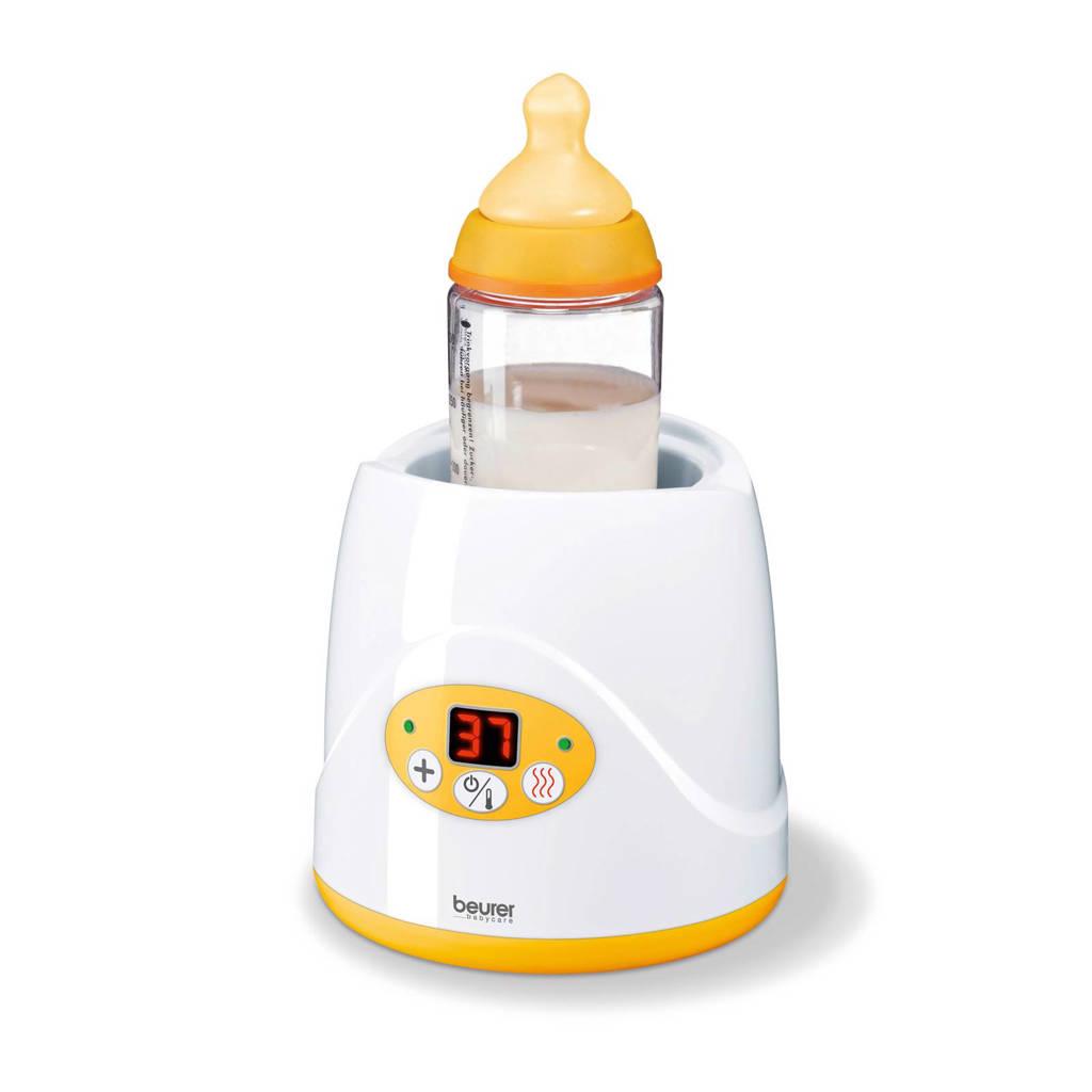 Beurer BY52 babyvoedsel verwarmer, Wit/geel