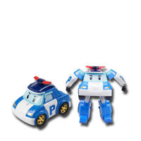 Silverlit  Robocar Poli Transforming robot - Poli, Blauw