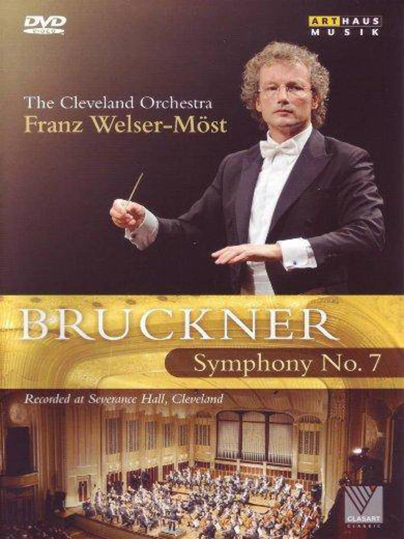 Cleveland Orchestra - Symphony No 7 Cleveland 2008 (DVD)