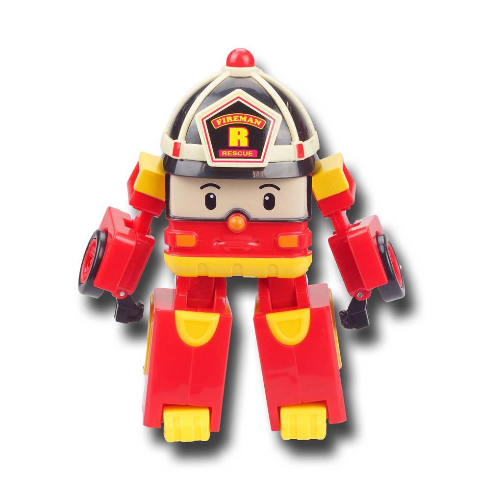 Silverlit  Robocar Poli Transforming robot - Roy, Rood