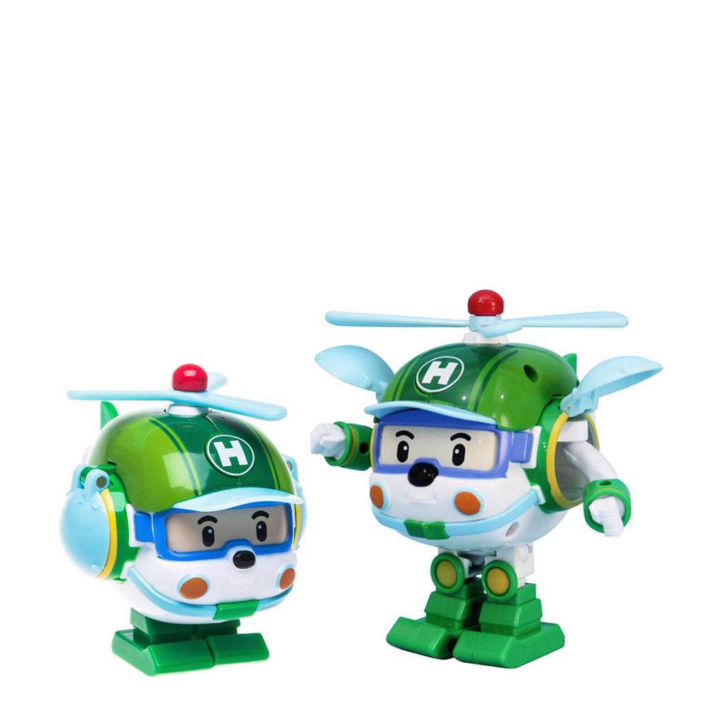 Silverlit  Robocar Poli Transforming robot - Helly, Groen