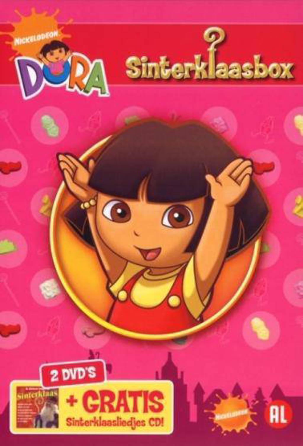 Dora - Sinterklaas box (DVD)