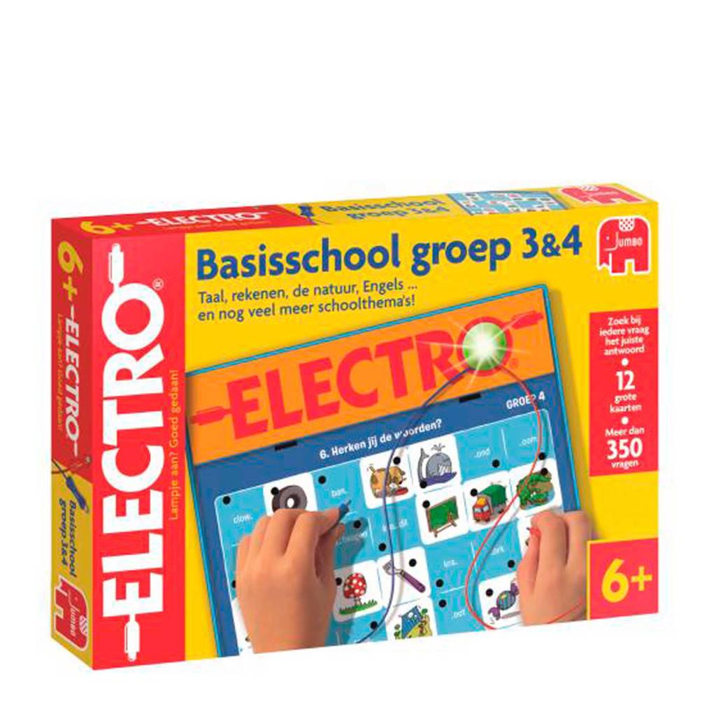 Jumbo  Electro basisschool groep 3 & 4