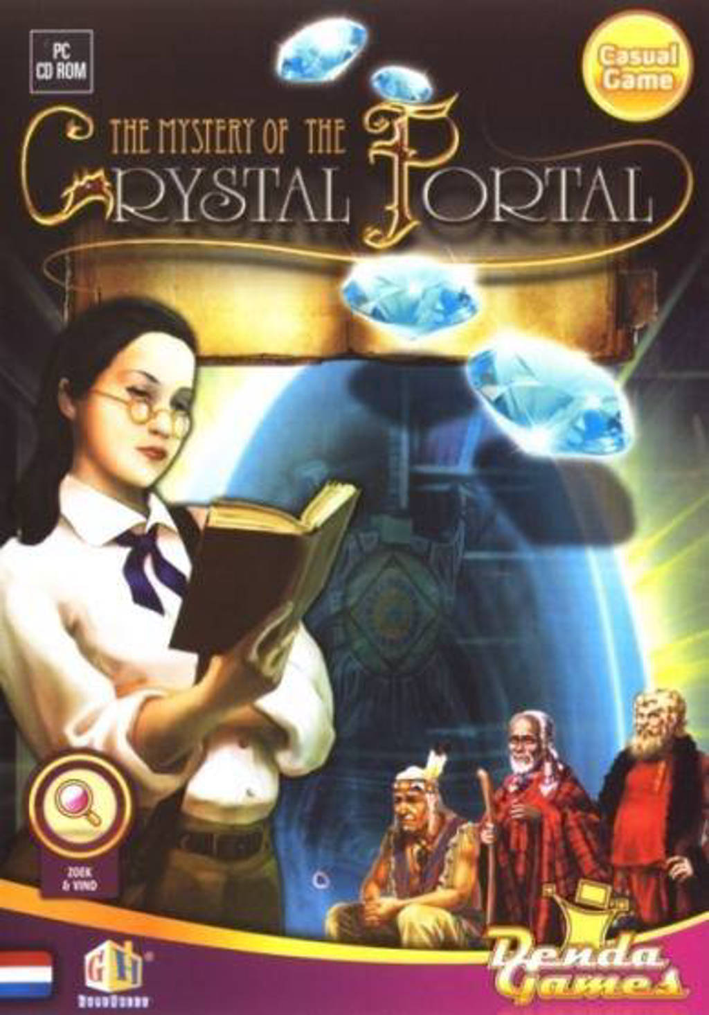 Mystery of the crystal portal  (PC)