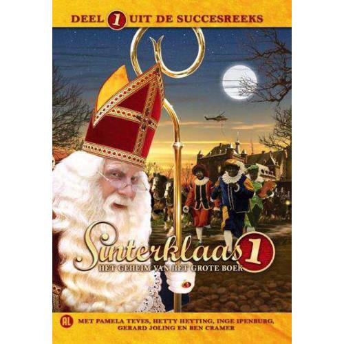 Sinterklaas 1 - Het geheim van het grote boek (DVD) kopen