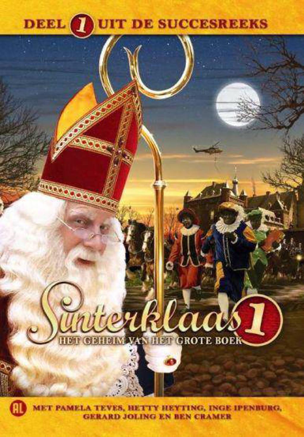 Zitzak Gerard Joling.Sinterklaas 1 Het Geheim Van Het Grote Boek Dvd Wehkamp
