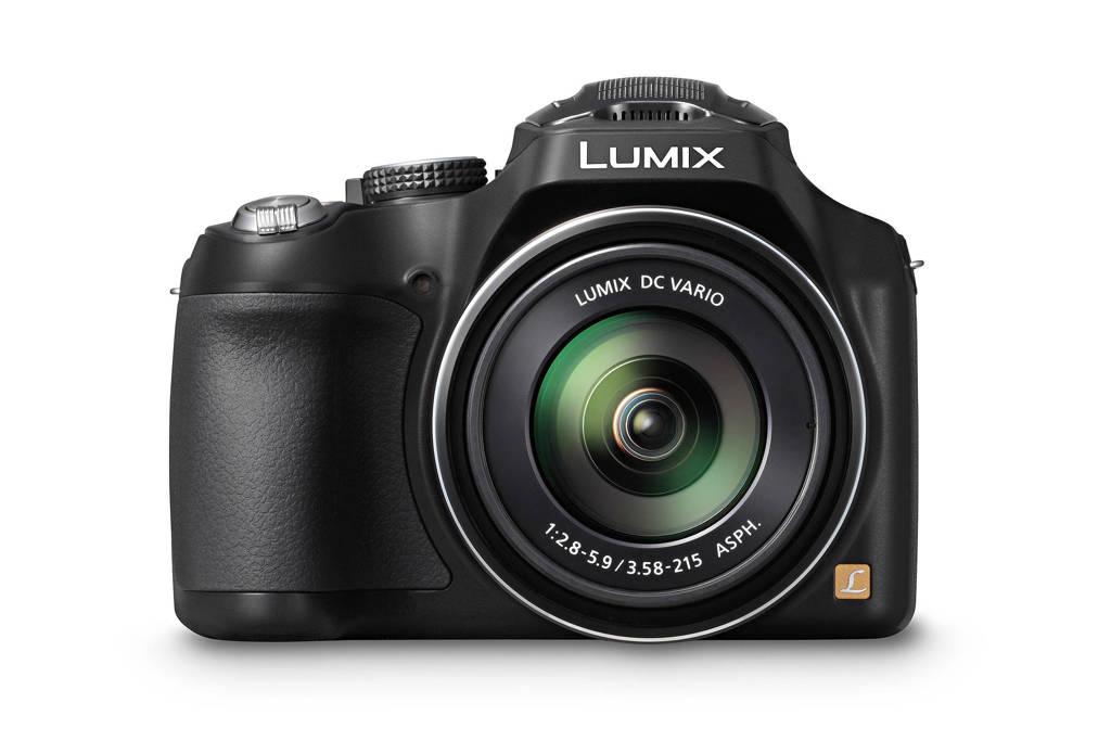 Panasonic Lumix DMC-FZ72 Superzoom camera