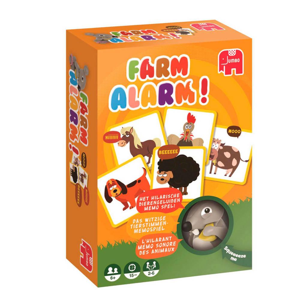 Jumbo Farm Alarm kaartspel