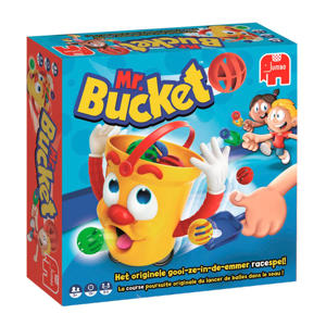 Mr. Bucket denkspel