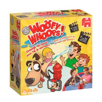 Woofy Whoops kinderspel