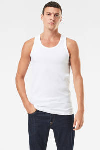 G-Star RAW hemd Base (set van 2) wit, Wit