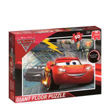 Disney Cars vloerlegpuzzel  legpuzzel 50 stukjes