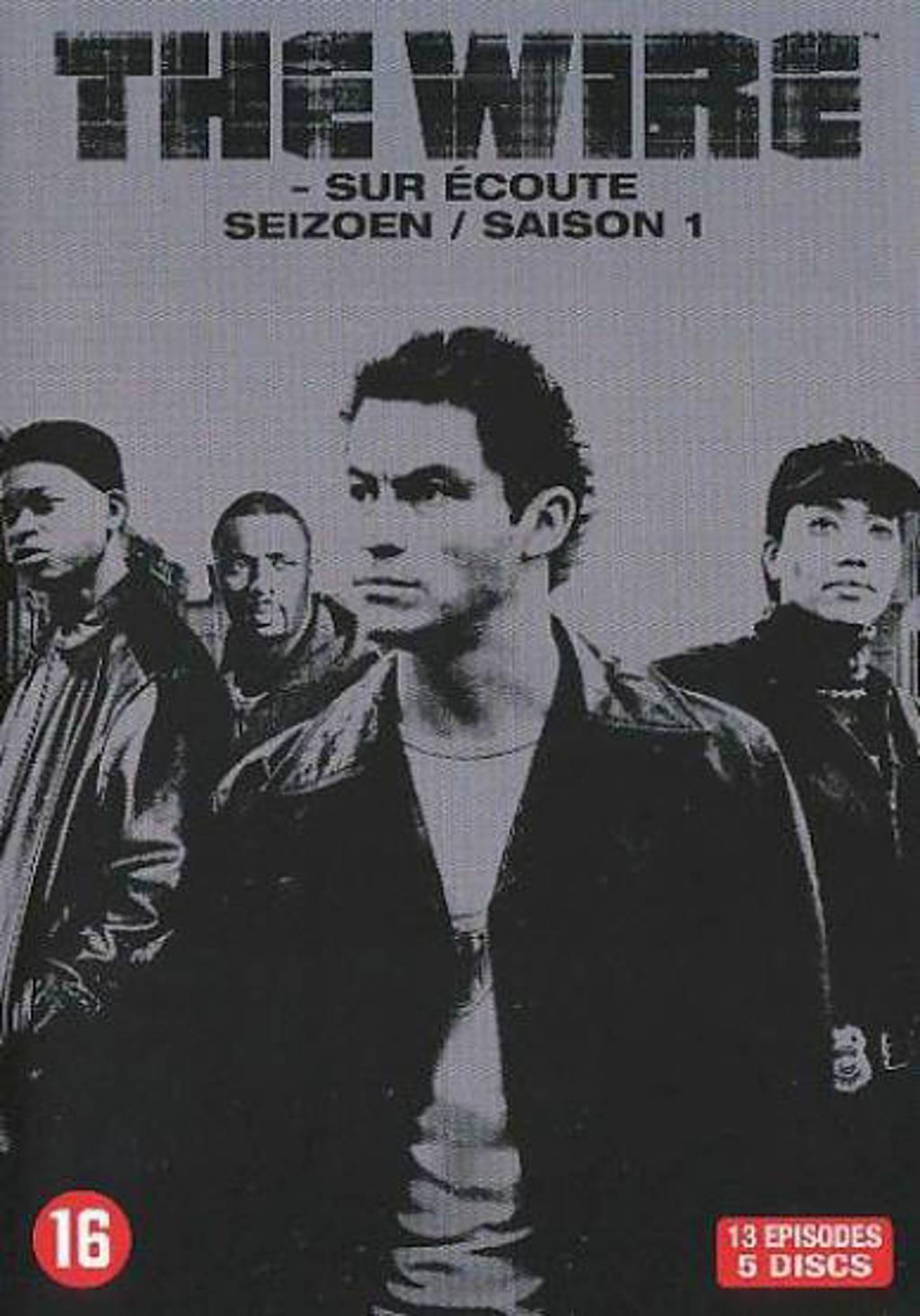 Wire - Seizoen 1 (DVD)