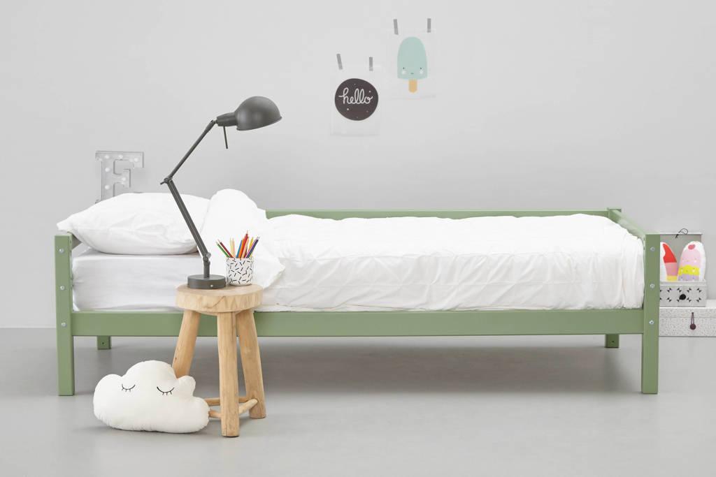 Hoppekids bedbank  (90x200 cm), Groen