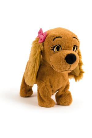 Lucy hond interactieve knuffel