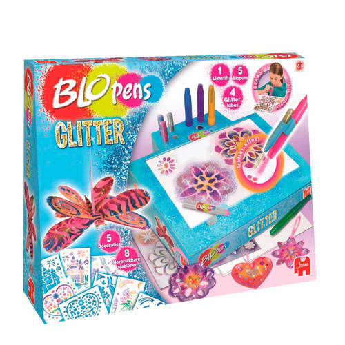 Blopens Workshop Glitter & Glue