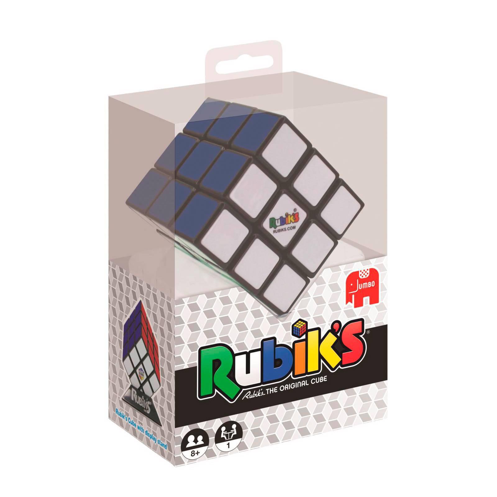 Jumbo  Rubik's Cube blokpuzzel 9 stukjes